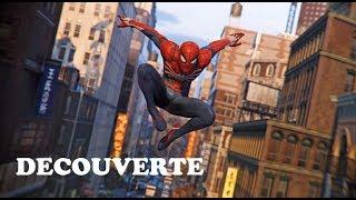Découverte : Spiderman PS4