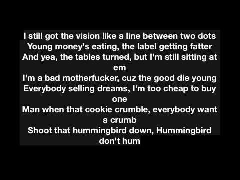 Lil Wayne  Blunt Blowin Lyrics Tha Carter IV