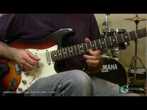 GUITAR STYLES: Out of Key Chord Changes in Jazz Fusion