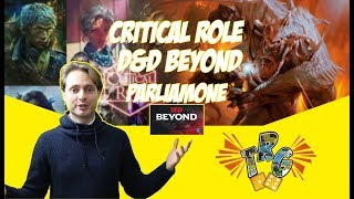 The Rolling Gamers [GDR]--[Critical Role e D&D Beyond]