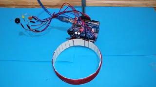 Gambar cover METAL DETEKTÖRÜ YAPIMI - Arduino İle Basit Metal Detektörü Yapımı - How to make a Metal Detector
