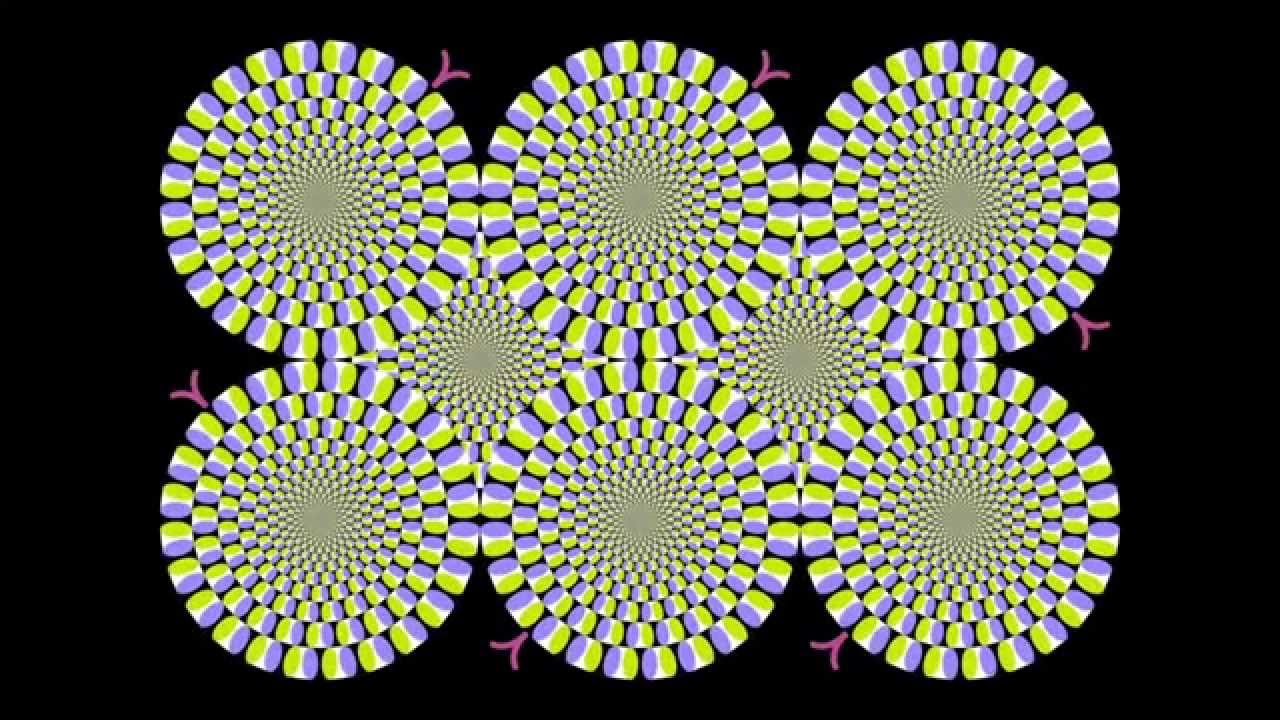 Watch Physique-Fixing Optical Illusions video