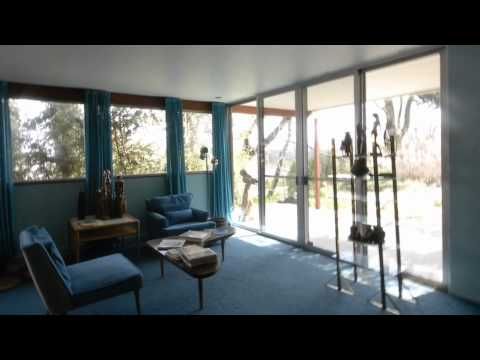 Mid Century Modern Home Design By Famous Architect, Richard Neutra ...