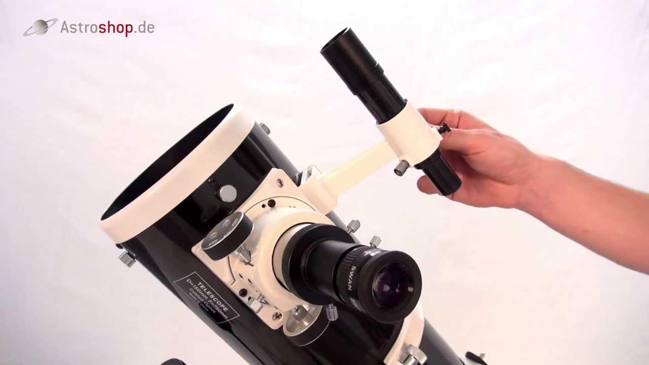 Cheap interferometer zur optischen prÜfung von teleskop