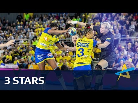 3 Stars | Main Round 1 | Women's EHF Champions League 2018/19