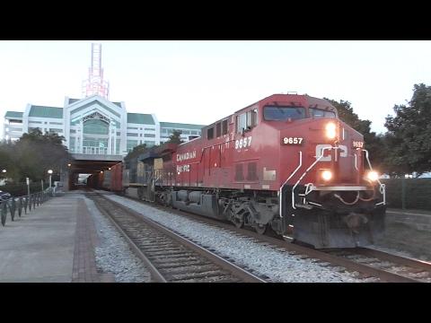 [4M] CSX NO&M Subdivision Railfanning in Mobile, AL, 01/16+17/2017 ©mbmars01