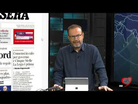 I giornali in edicola - la rassegna stampa 28/11/2020