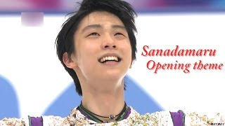 2015年NHK杯 FS演技 SEIMEI から プログラムも曲も重厚です。 曲 大河ド...