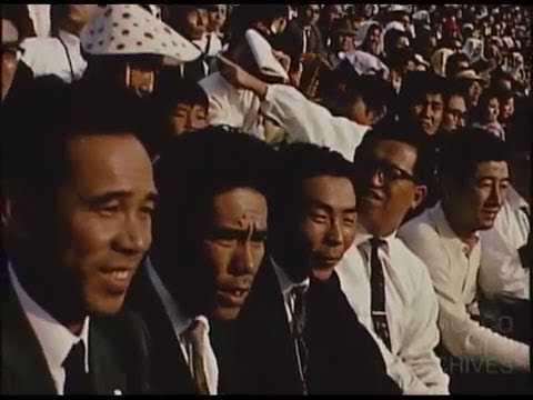 The Tokyo Olympics (1964, George vesves Lillian Merz)