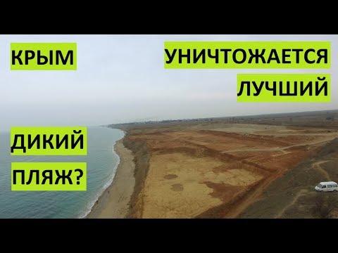 В Крыму уничтожают