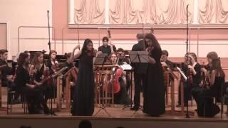 Gambar cover A.Schnittke. Concerto grosso -1. Cadenza. Rondo. Postludio.