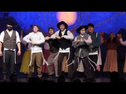 'Fiddler on the Roof'  - Moreau Catholic High School (MCHS) 2018
