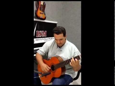 Instituto Sala Musical - Leonardo Rocha - Porf. Violão Clássico, Popular e Guitarra