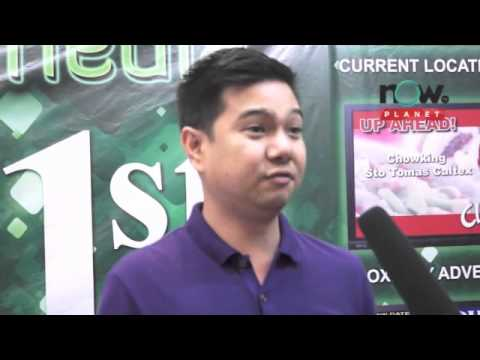National Retailer Conference Expo Interview with Account Executive of Catalyst Media Mike Chua