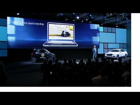 IFA 2016 Keynote by Dieter Zetsche: Daimler AG and Mercedes-Benz