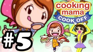 Let's Play Cooking Mama Cook Off #5 Scrambled Eggs
