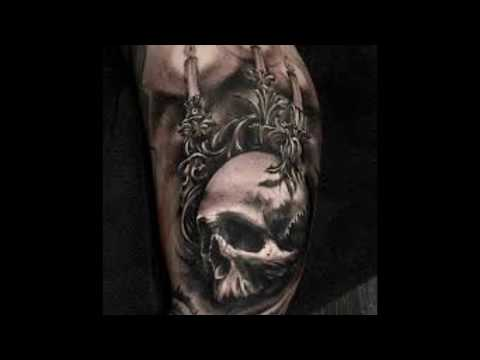 104 Skull Tattoo Designs - Amazing Tattoo Ideas