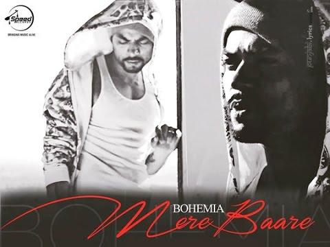 Mara Baare (Full Song) Bohemia | Latest Punjabi Songs | Speed Records