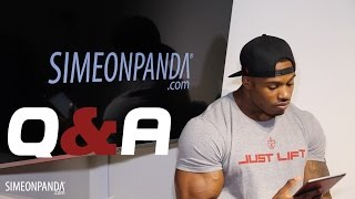 Simeon Panda - Q&A Vol.1 Everything you