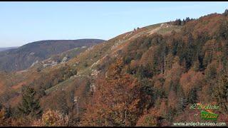 Ardèche - Col du pendu