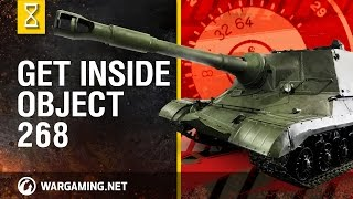 Inside the Chieftain's Hatch Object 268 part 2 [World of Tanks]