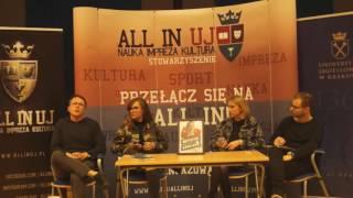 Baixar Krzysztof Gonciarz i Kasia Mecinska @ Salon All In UJ