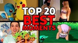 Top 20 Best Moments of MandJTV 2016