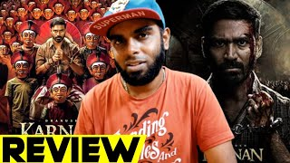 Karnan Review - Marana Honest Review | Dhanush | Mari Selvaraj | Santhosh Narayanan| Enowaytion Plus