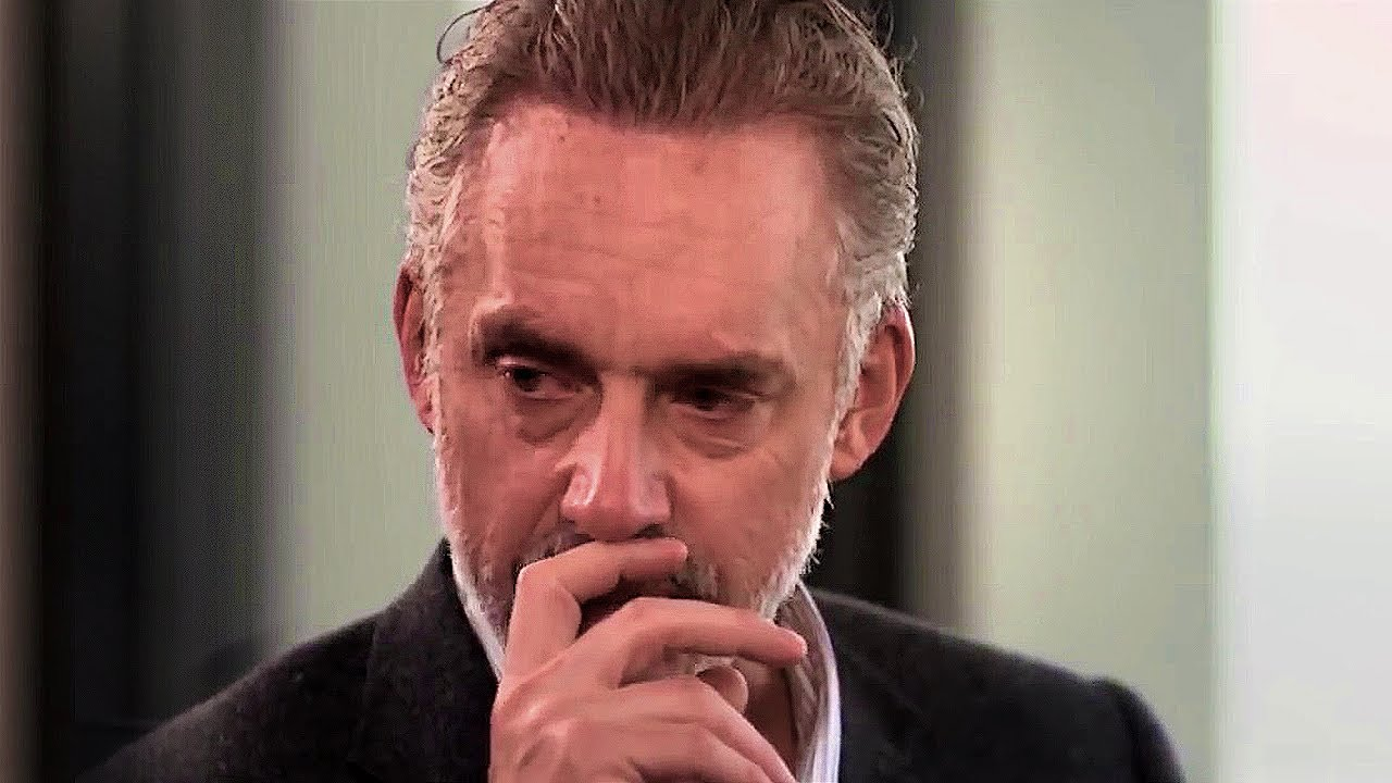Jordan Peterson - A teacher, a healer.