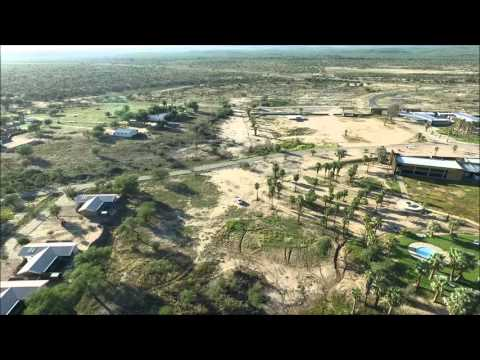 Gross Barmen Spa Namibia, 360 Aerial , Dji