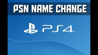 HOW TO CHANGE YOUR PS4 PSN ID WITHOUT  SONY INVITATION UPDATE 6.10 BETA TUTORIAL