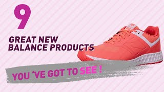 New Balance Girl Shoes, Women Fashion Collection // New & Popular 2017