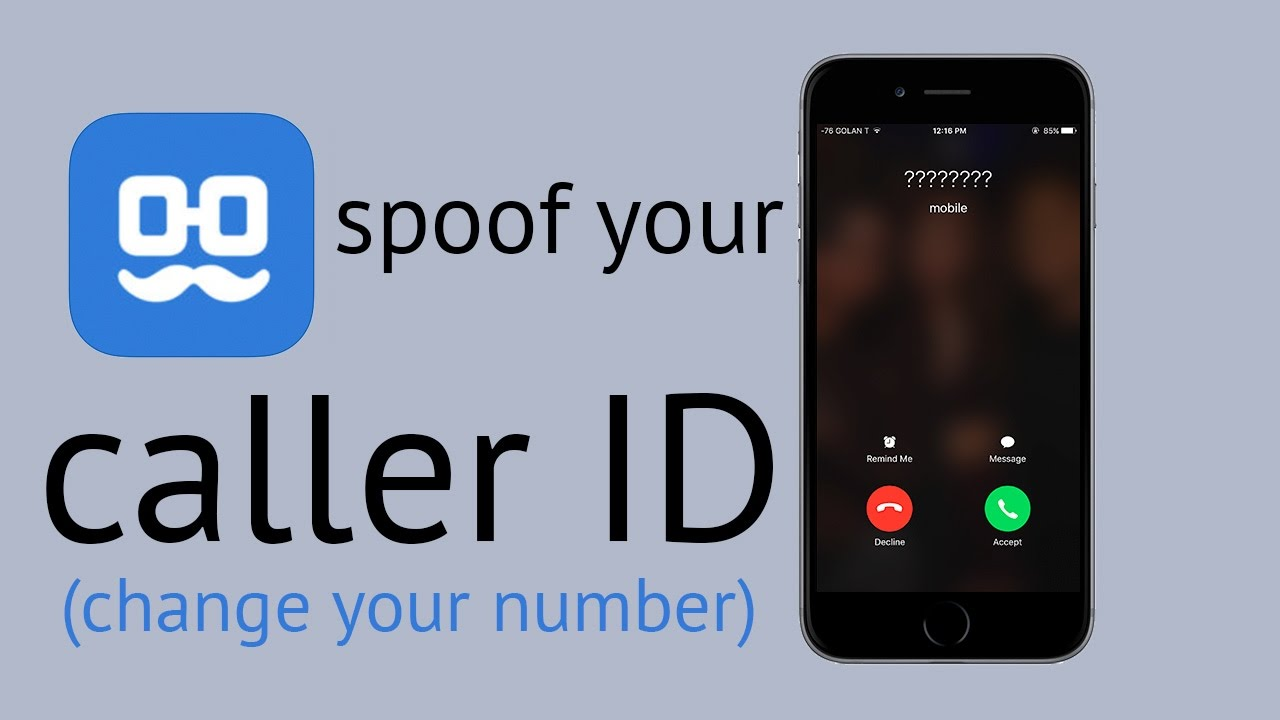 caller id software for iphone