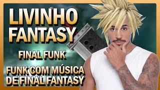 """""""MELHOR"""" FUNK?! MC Livinho usa """"Prelude"""" de Final Fantasy em sua música"""