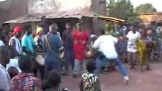 issa Zina, danse africaine