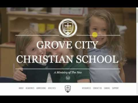Grove City Christian School United States New Education Information