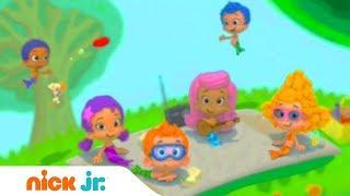 Пикник с музыкой | Гуппи и пузырики | Nick Jr. Россия