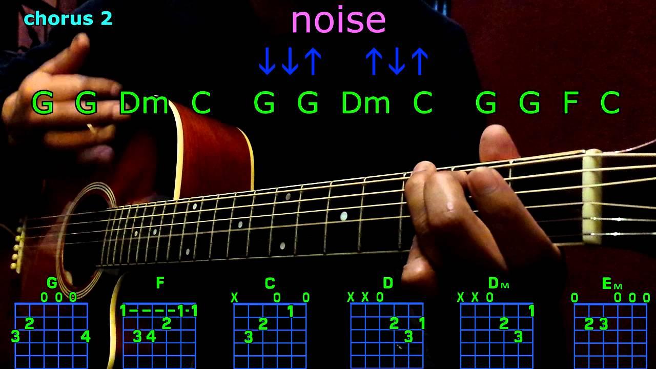 Noise kenny chesney guitar chords youtube noise kenny chesney guitar chords hexwebz Choice Image