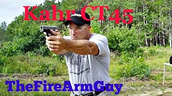 Kahr CT45 - .45 ACP Excellence - TheFireArmGuy