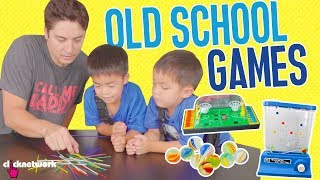 Old School Games - Daddy Diaries: EP6