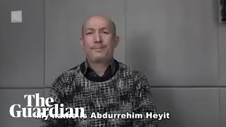 'I have never been abused' says detained Uighur Abdurehim Heyit