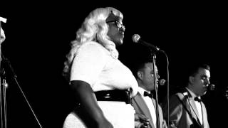 Im Blue ALL STAR DOO WOP SHOW Featuring Sister Cookie@Screamin`festival 2014