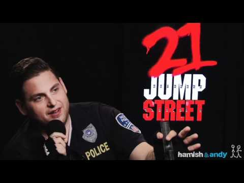 Jonah Hill, Undercover Interview