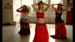 Beginners Belly Dance - Habibi ya Eini