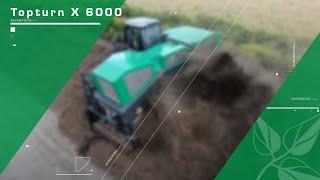Komptech Topturn X 6000 windro…