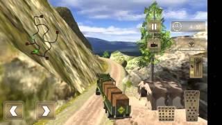 Army Cargo Truck Transport
