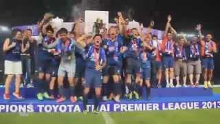 AMAZING!!! Thai Premier League TPL Football 2013