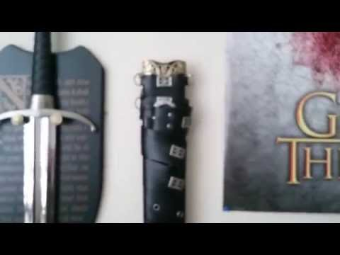 Longclaw Sword of Jon Snow Valyrian Steel