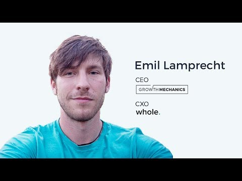 Emil Lamprecht, CEO of Growth Mechanics on The Entrepreneurial Marketing Mindset