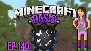 """""""MACHINES"""" Minecraft Oasis 140"""